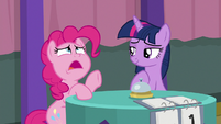 """Pinkie Pie stressed out """"got it"""" S9E16"""
