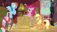 Pinkie Pie takes out a gramophone BGES2