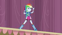 """Rainbow Dash """"a fancy school like Crystal Prep"""" EG3"""