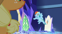"""Rainbow Dash """"the real problem here"""" S8E21"""