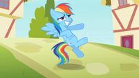 Rainbow Dash chill dude S2E8