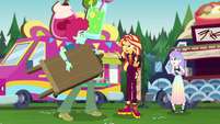 """Sunset Shimmer """"it's not you, it's her"""" EGSBP"""