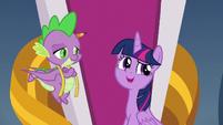 "Twilight Sparkle ""oh, that"" S9E24"