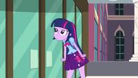 Twilight Sparkle puzzled EG