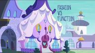 ZKKM 02 Karta tytułowa do odcinka 'Fashion vs. Function'
