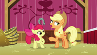 """Applejack """"how about this?"""" S9E10"""