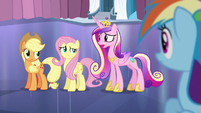 """Cadance """"We don't want to start a panic"""" S6E2"""