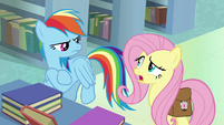 """Fluttershy """"uh, A. K. Yearling?"""" S9E21"""