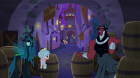 """Lord Tirek """"in the middle of the night"""" S9E17"""