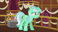 Lyra -what are you talking about, Bon Bon-- S5E9