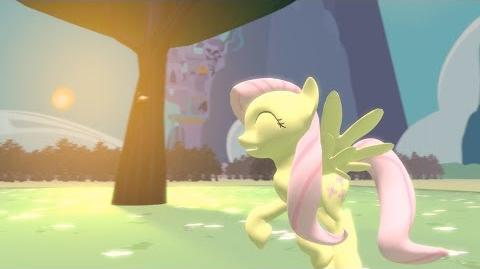 One Day with Fluttershy