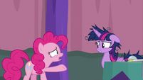 """Pinkie """"won't be able to get your third win!"""" S9E16"""
