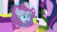 """Pinkie Pie """"before the balloon went"""" S9E4"""
