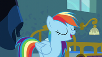 """Rainbow """"I'll have all of the moves down"""" S6E7"""