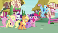 """Rainbow """"we all know that's crazy!"""" S8E20"""