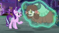 """Starlight """"it's nice to see you, too"""" S8E26"""