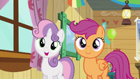 Sweetie Belle asks what's going on S5E4