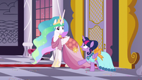 """Twilight """"there was ooze all over the place!"""" S5E7"""