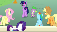 Twilight -I came up with the perfect solution- S8E18