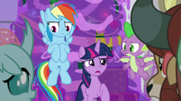 Twilight -honesty is one of the Elements- S8E16