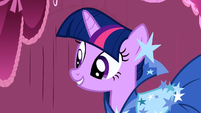 Twilight shouldn't look gift S1E14
