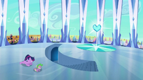 Twilight with Crystal Heart S3E2