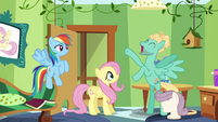 """Zephyr Breeze """"anything I want!"""" S6E11"""