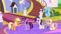 """Applejack """"he thought I'd steal the silver!"""" S9E24"""