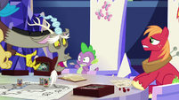 """Discord """"I'm trying to say I'm sorry"""" S6E17"""