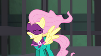 Fluttershy trying to get angry S4E06