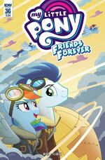 Friends Forever issue 36 cover A