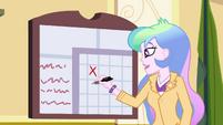Principal Celestia explains the Fall Formal EG