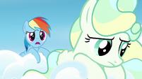 "Rainbow Dash ""you're lead pony material"" S6E24"