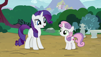 """Rarity """"could we spend it together?"""" S7E6"""