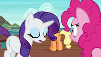 "Rarity ""not that I have any doubts"" S6E22"
