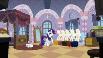Rarity -Thanks to Sweetie Belle- S2E05