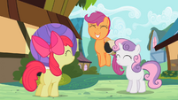 Scootaloo 'Perfect' S2E06