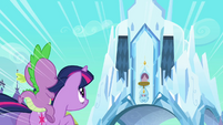 Spike 'The castle' S3E2
