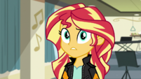 Sunset Shimmer curious EGS1