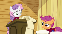 Sweetie Belle Who wrote this S03E04