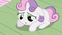 Sweetie Belle don't know S2E23