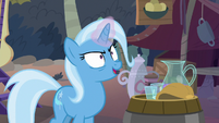"Trixie exasperated ""it's fine"" S8E19"