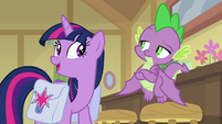 "Twilight ""she can go back to working"" S9E5"