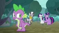 """Twilight """"what are you talking about?"""" S8E11"""
