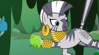 """Zecora """"will this be enough?"""" S7E20"""