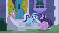 Minuette -What are you doing here-- S5E12