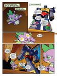 My Little Pony Transformers issue 2 page 2