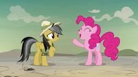 """Pinkie Pie hopeful """"I just do!"""" S7E18"""