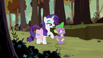 """Rarity """"nothing to be embarrassed by"""" S8E11"""