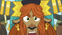 Rutherford and yaks angry S5E11